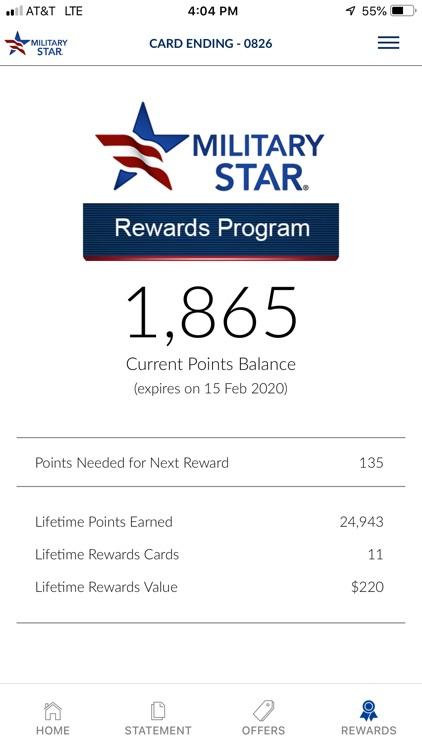 MILITARY STAR® Mobile screenshot-7