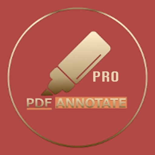 PDF Annotate Expert Pro - Sign