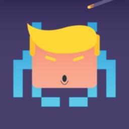 Trump Space Invaders