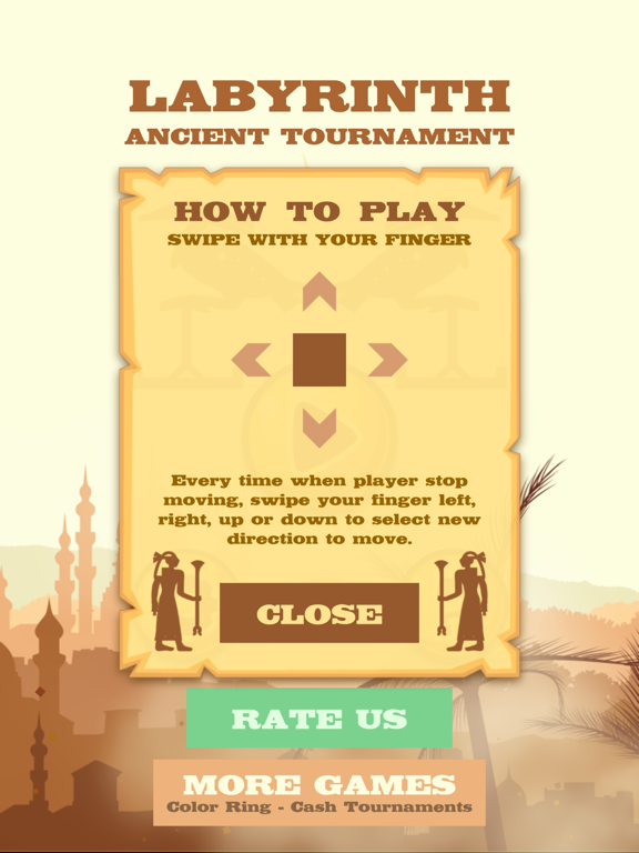 Labyrinth - Ancient Tournament screenshot 12