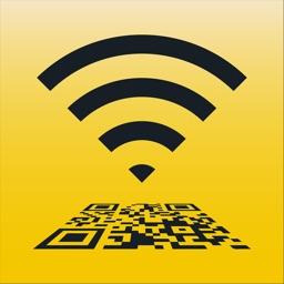 Wi-Fi QR Code