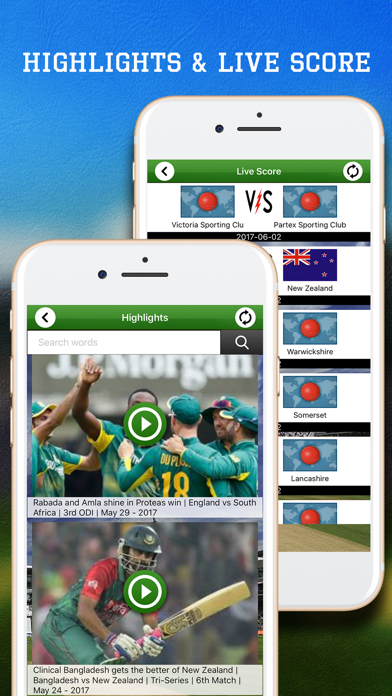Live Cricket Box by Shaharyar Hafeez (iOS, United States