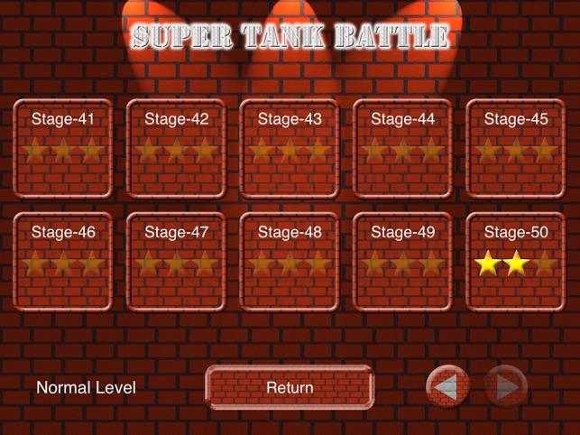 Super Tank Battle - myPadArmy Screenshot