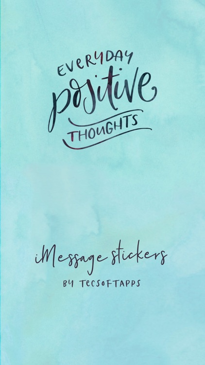 Everyday Positive Thoughts