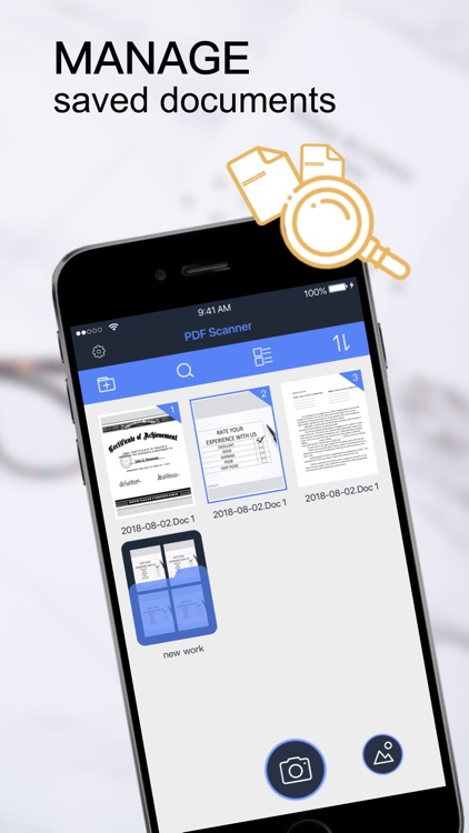 Scanner App:PDF Document Scan+ screenshot-4