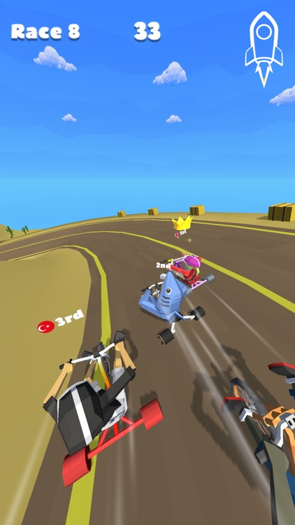 Trike Drift screenshot-6