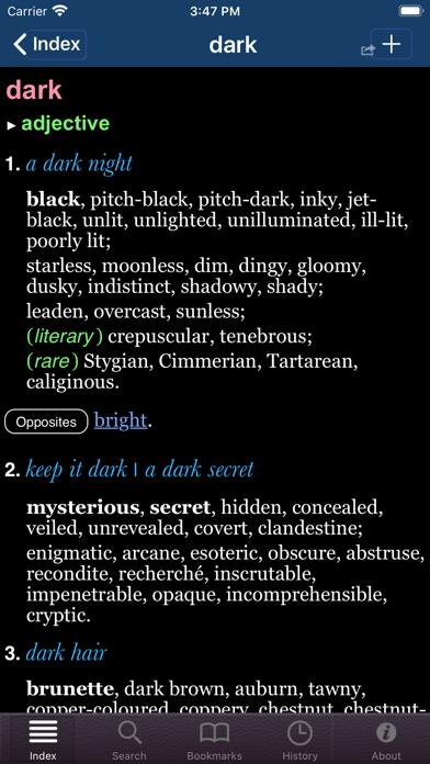 オックスフォード類語辞典のおすすめ画像8
