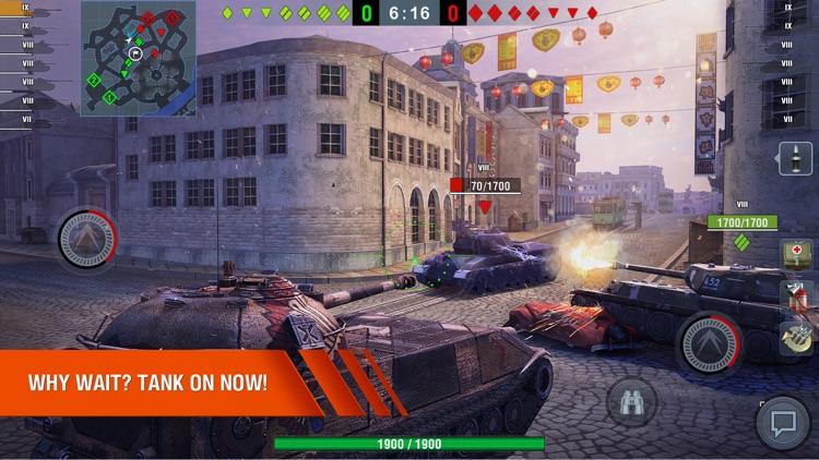 World of Tanks Blitz MMO screenshot-5