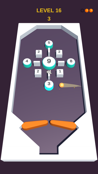 Ball vs Bumpers screenshot 2