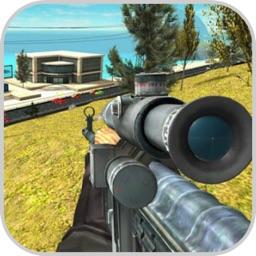 Modern Sniper City: Cop Killer