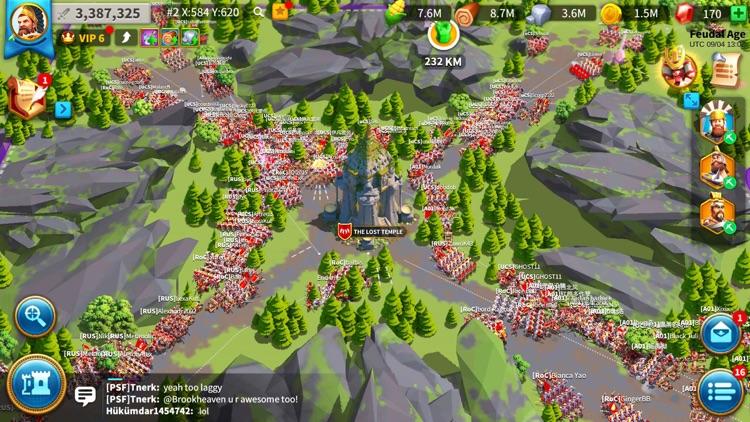 Rise of Kingdoms screenshot-8