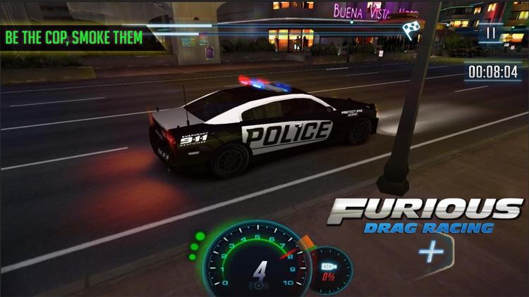Furious 8 Drag Racing screenshot-6