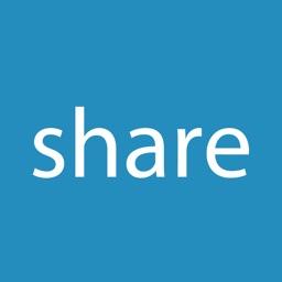 シェアー/株式投資の口座・適時開示管理アプリ