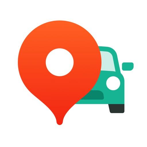 Yandex.Maps iOS App