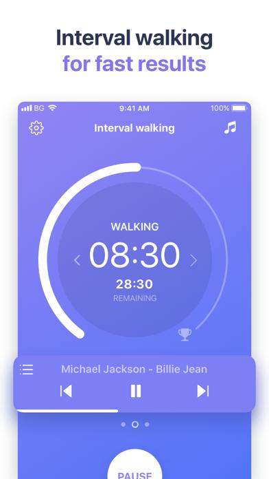 Organic Walk: Weight Loss Appのおすすめ画像3