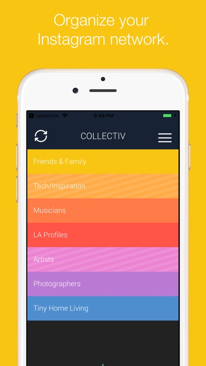 Collectiv App