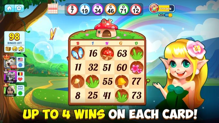 Bingo Holiday - BINGO Games screenshot-4