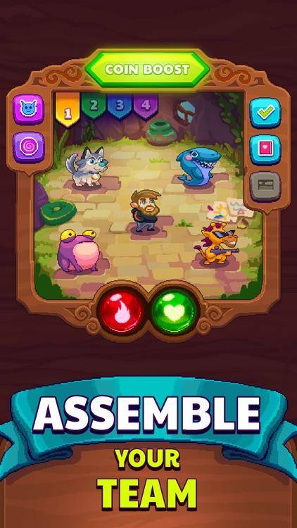PewDiePie's Pixelings Idle RPG screenshot-4