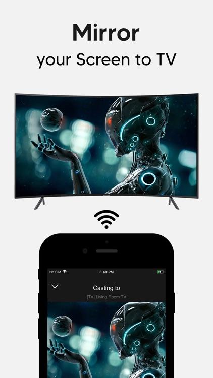 Streamer for Samsung TV