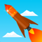 App Icon for Rocket Sky! App in United States IOS App Store