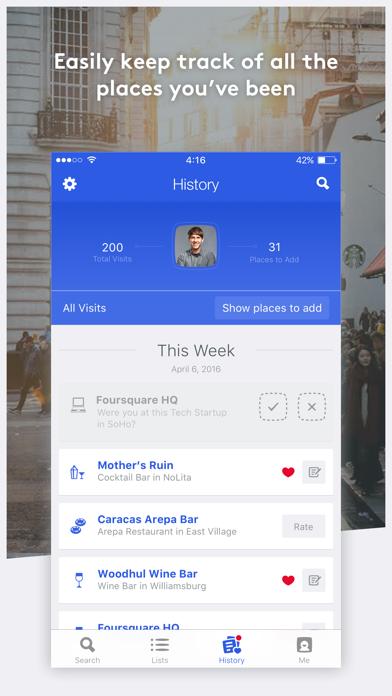 Foursquare City Guide ScreenShot2