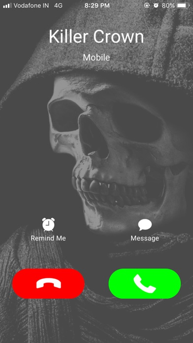 Ghost Calling screenshot one