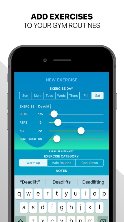 GymBuddy: Workout Trainer