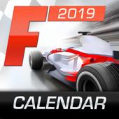 Formula Racing Calendar 2019