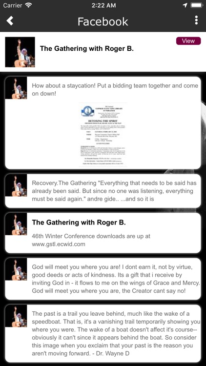 Recovery. The Gathering. screenshot-3