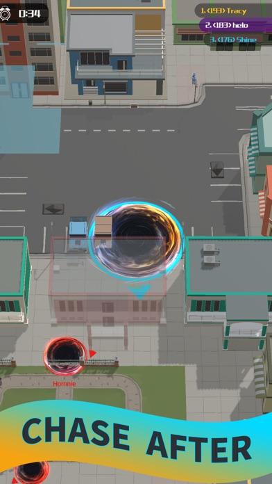 Black Hole Devour Screenshot on iOS