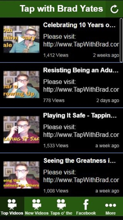 Tap with Brad