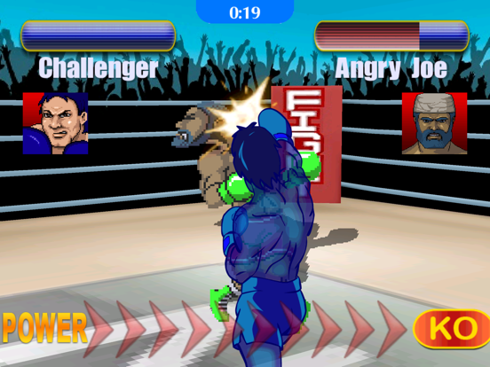 Pocket Boxing screenshot 7