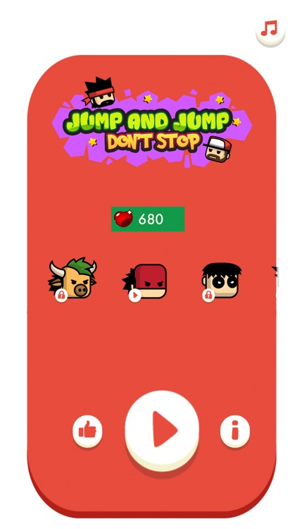 Jump and jump - Don't stop screenshot-0