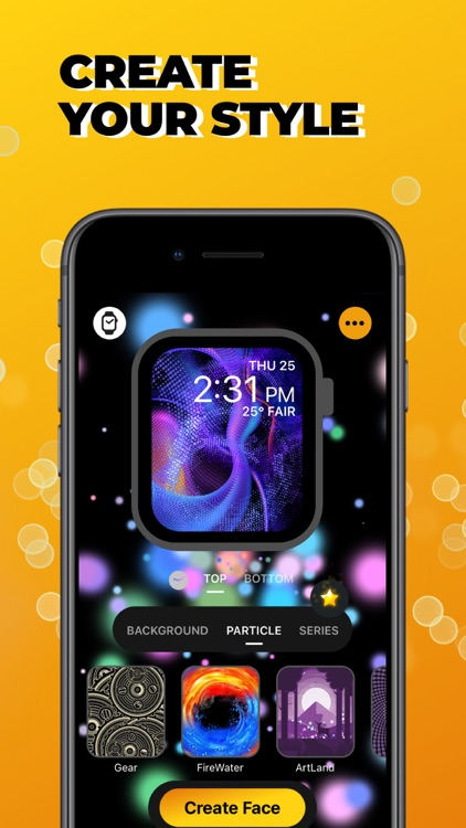 Watch Faces Gallery Wallpapers screenshot-3