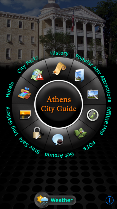Athens Offline Travel
