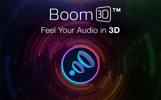 Boom3D: Volume Booster and EQ Screenshot