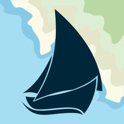 Ícone do app iNavX - Marine Navigation