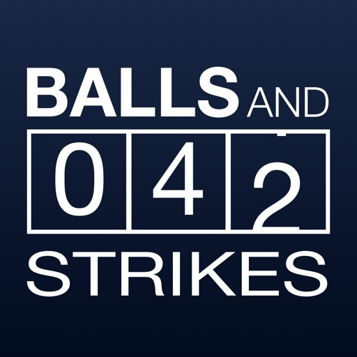 Balls and Strikes