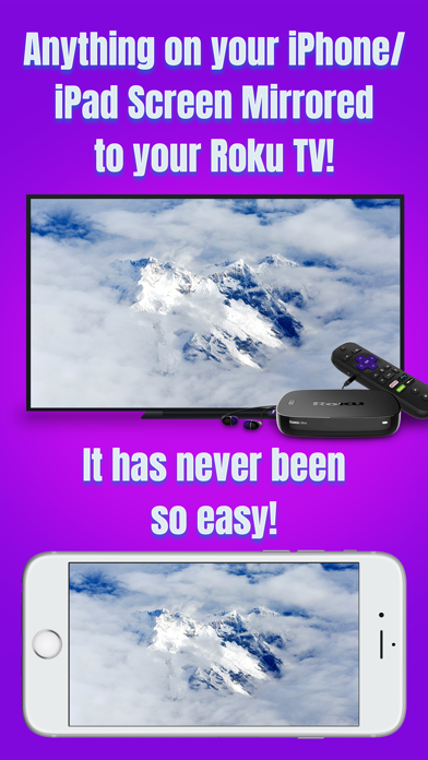 download Air Mirror for Roku TV apps 0