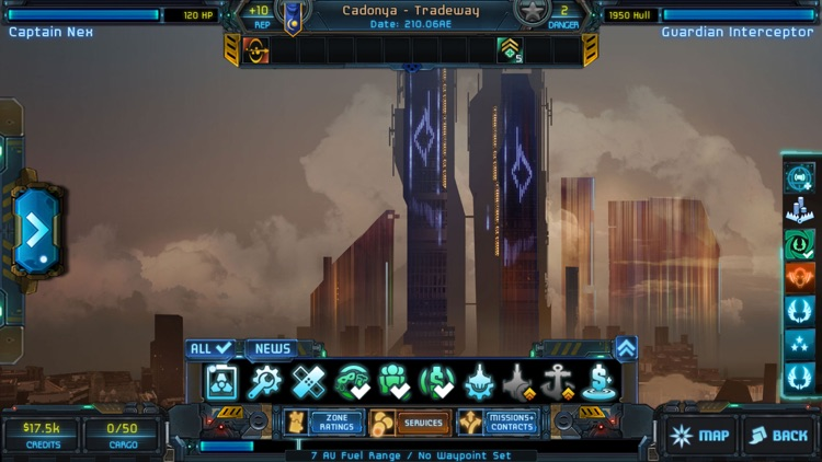 Star Traders: Frontiers screenshot-5