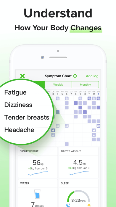 Pregnancy + Baby App: Nurture Screenshot