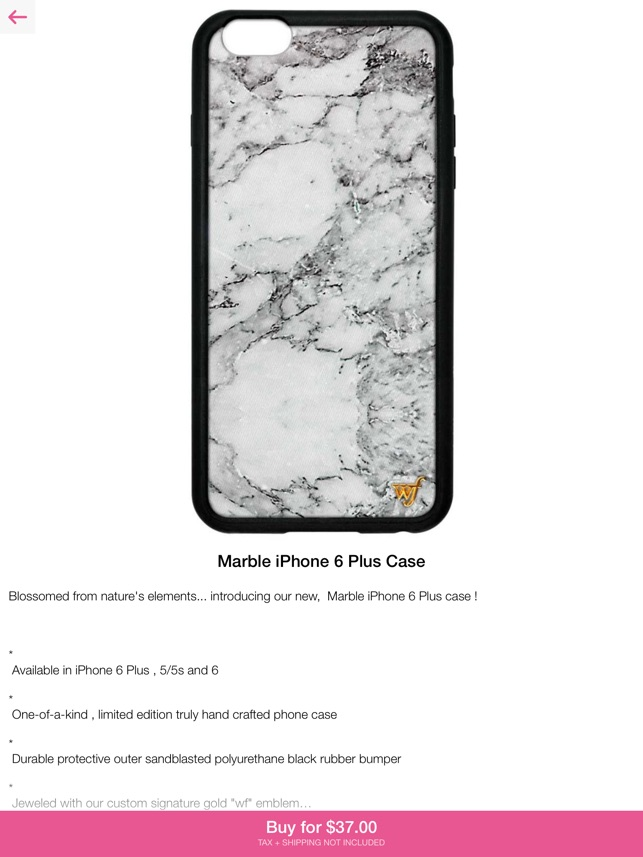 cheaper 08644 12f87 Wildflower Cases on the App Store