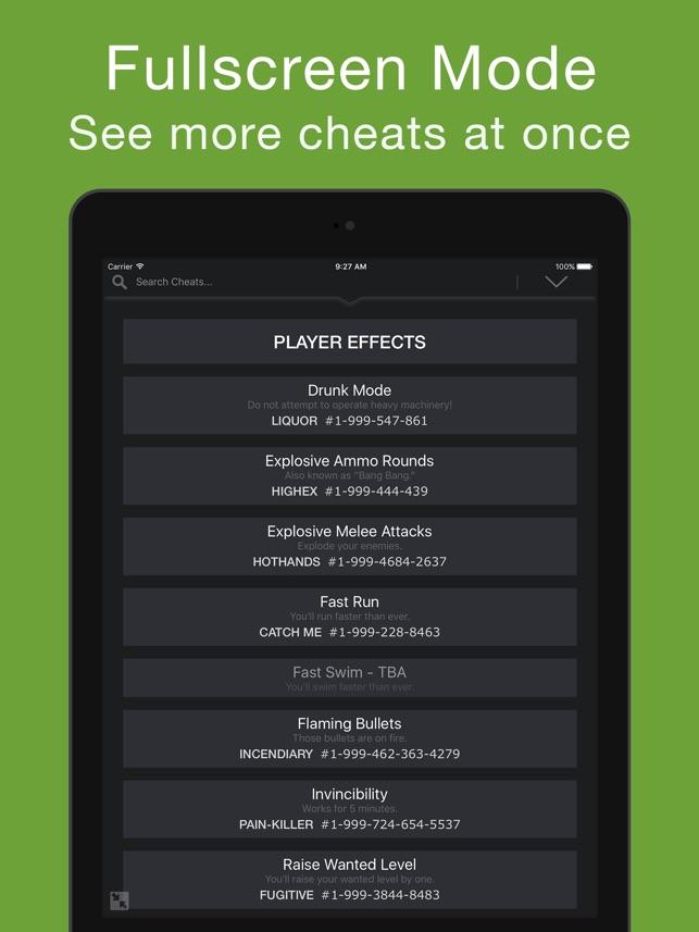 gta 5 cheat codes playstation 4