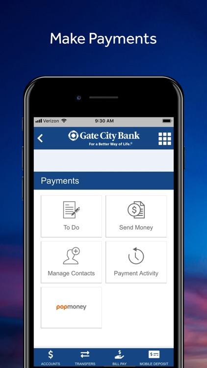 Gate City Bank Mobile screenshot-5
