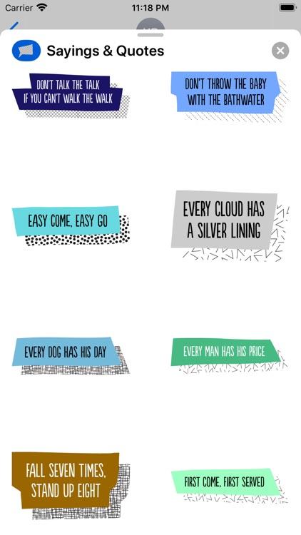 Sayings & Quotes screenshot-6