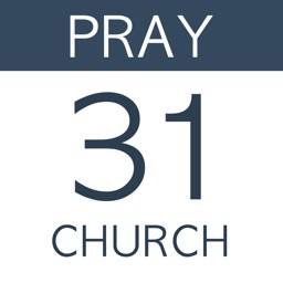 Pray For Your Church: 31 Days