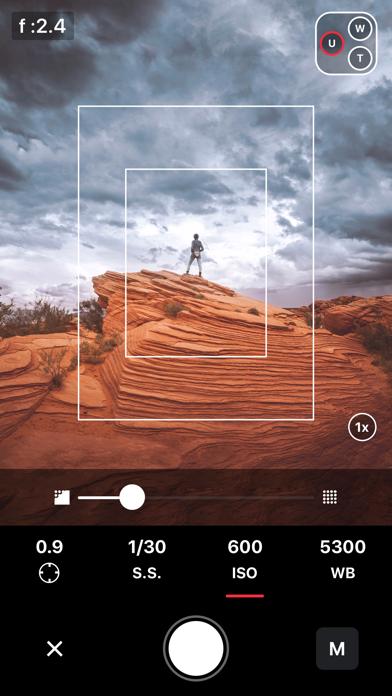 Focus 专业相机 - 单反延时摄影屏幕截图3