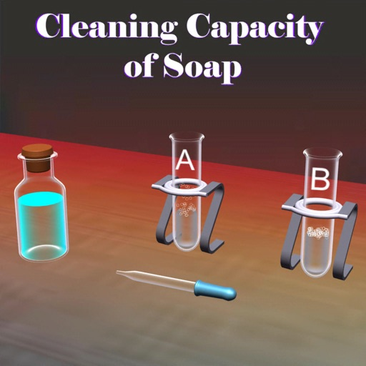 Cleaning Capacity of Soap
