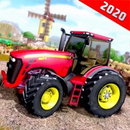 Farming Harvester Simulator