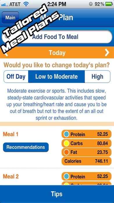 Nutritionist Plusのおすすめ画像2